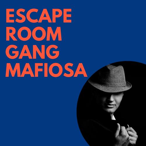 Escape room Gang Mafiosa