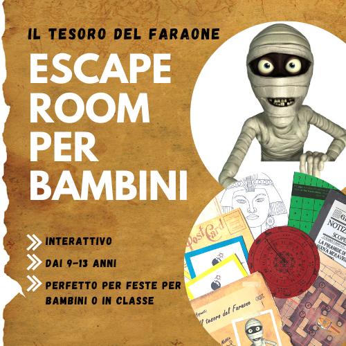 Indovinelli escape room
