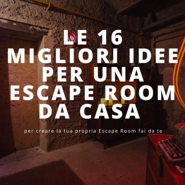 Escape Room fai da te