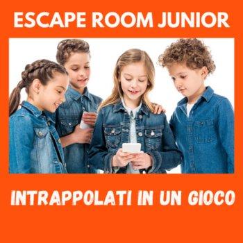 Escape room Intrappolati in un gioco